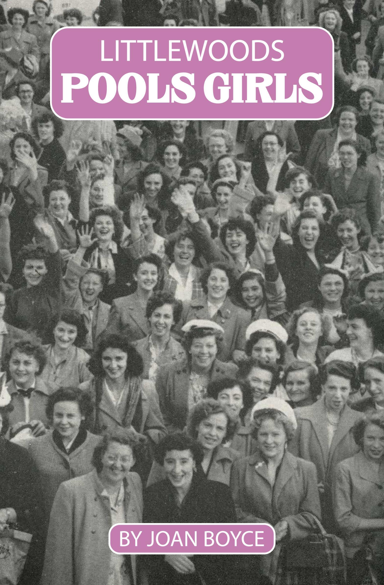 Liverpool Pools Girls by Joan Boyce