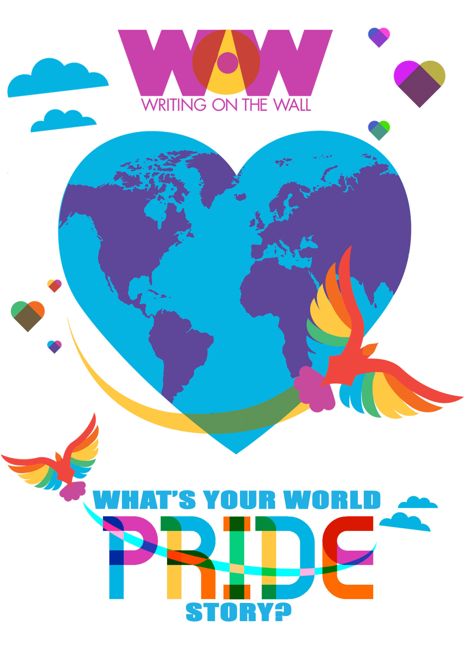 What's Your World Pride
