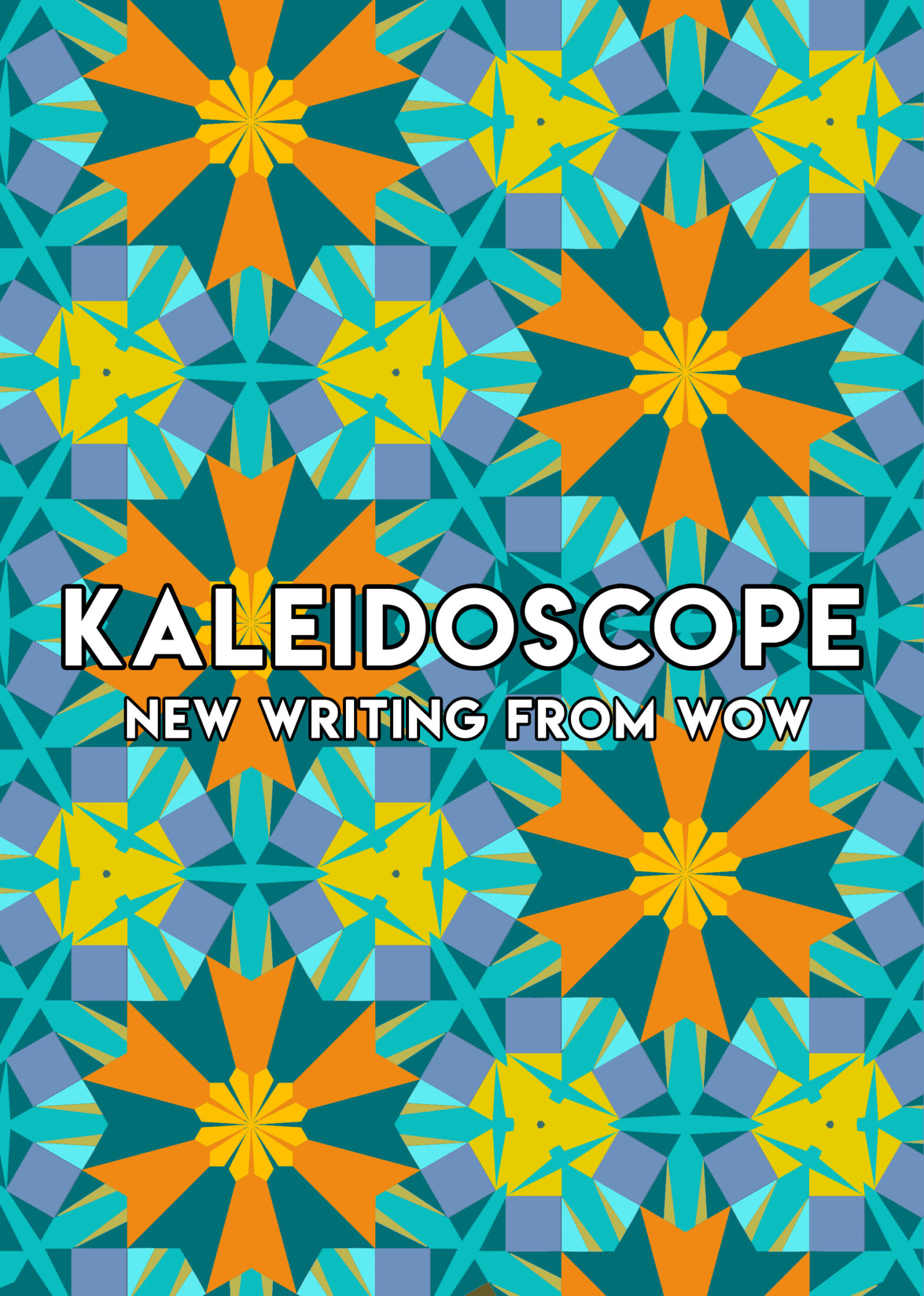 Kaleidoscope by Writing on the Wall