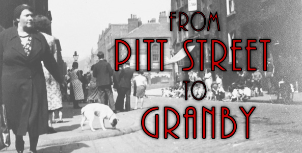 From Pitt Street To Granby