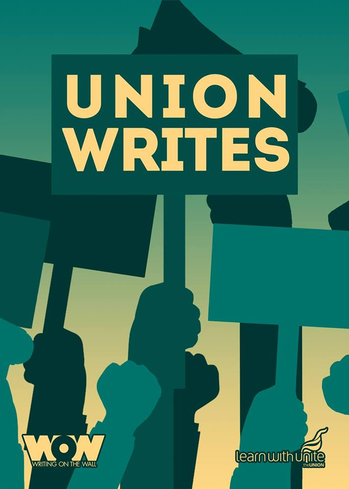 Union Writes book from Writing on the Wall, Liverpool