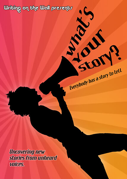 What's Your Story Book, 2015 Edition