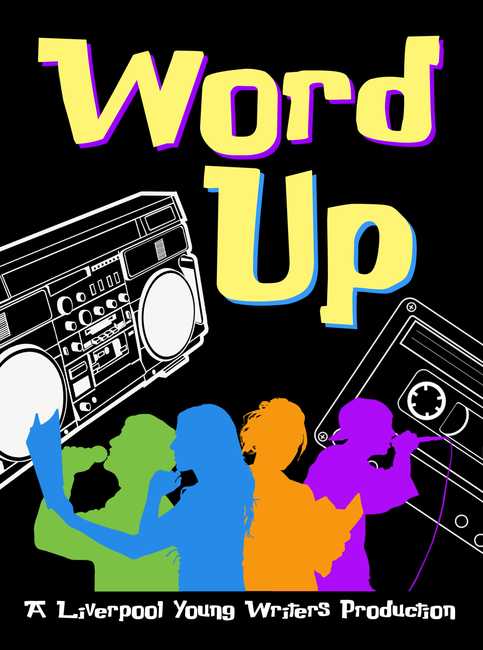 Word Up by Liverpool Young Writers